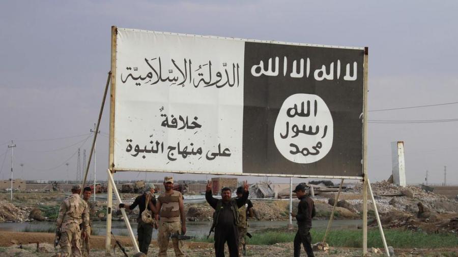 Portada  El ISIS vende pescado y coches para financiarse en Iraq