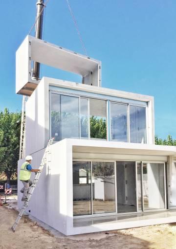 Inmobiliaria Inmobiliaria Casas que crecen con sus dueños