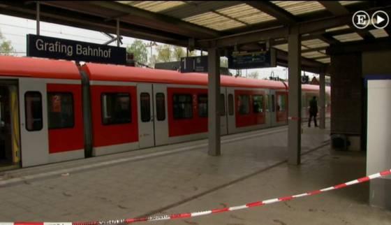 Portada  Un muerto y tres heridos en un apuñalamiento múltiple en una estación de Múnich