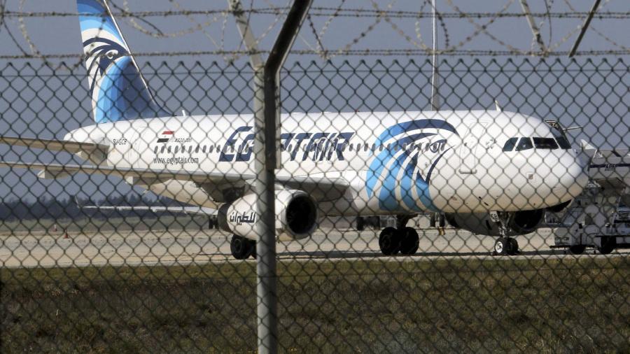 Internacional Internacional Desaparece un avión de EgyptAir con 66 personas a bordo