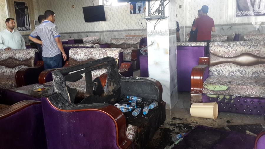 Deportes Deportes 12 muertos en Irak tras un nuevo atentado contra una peña del Real Madrid