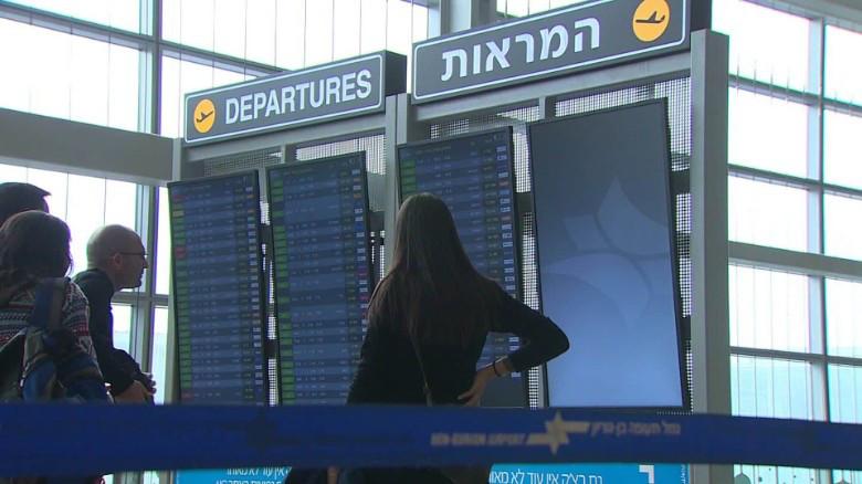 Portada  Ben Gurion, ¿el aeropuerto más seguro del mundo?