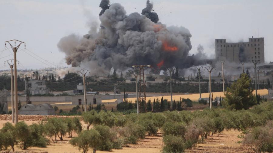 Portada  Dos años de Califato: el ISIS retrocede, pero sigue siendo letal.