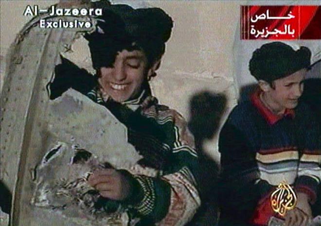 Internacional Internacional El hijo de Osama Bin Laden amenaza a EEUU con vengar su muerte
