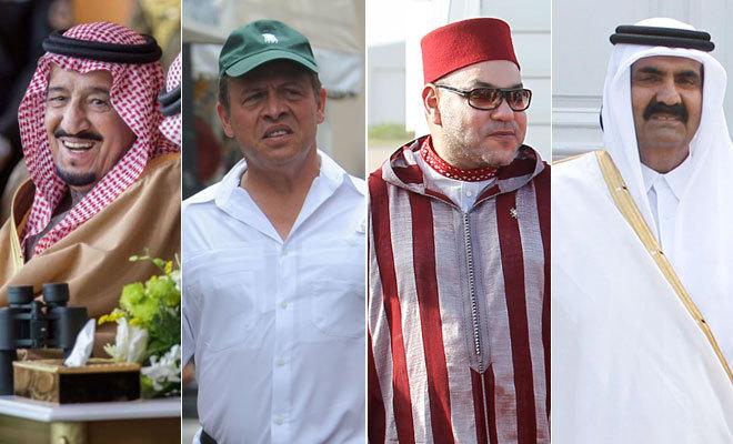 Portada  Tánger, el nuevo destino veraniego de los poderosos monarcas árabes