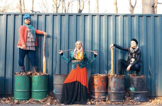 Portada  Hipsters del islam:   el negocio del billón de euros