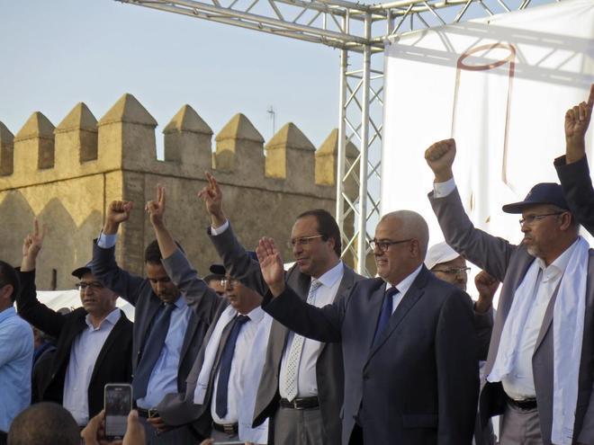 Portada  El partido islamista gana las elecciones de Marruecos entre denuncias de fraude y abstención