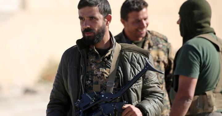 Internacional Internacional Las fuerzas apoyadas por EE UU anuncian una ofensiva para recuperar Raqa