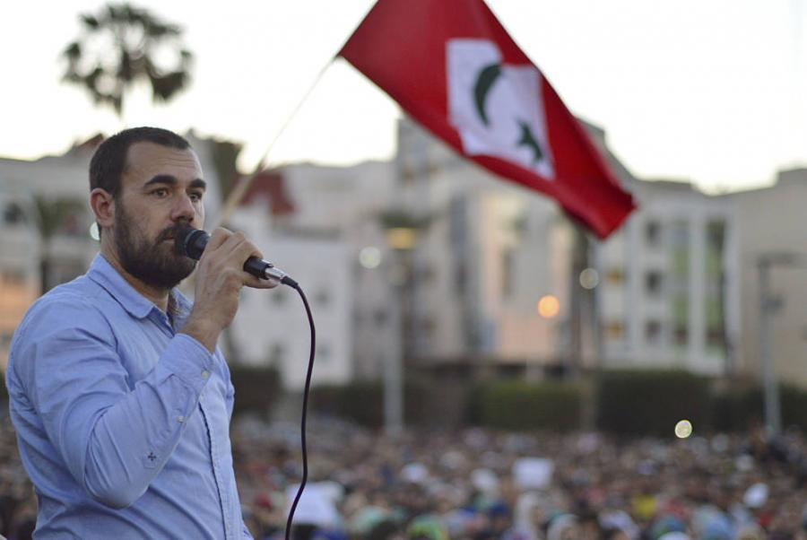 Portada  Marruecos opta por la represión en el Rif: intenta decapitar la rebelión
