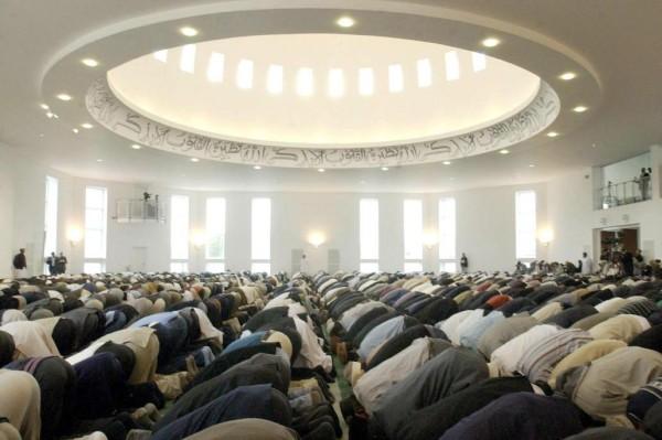 Portada  En la mezquita londinense de los herejes para la yihad