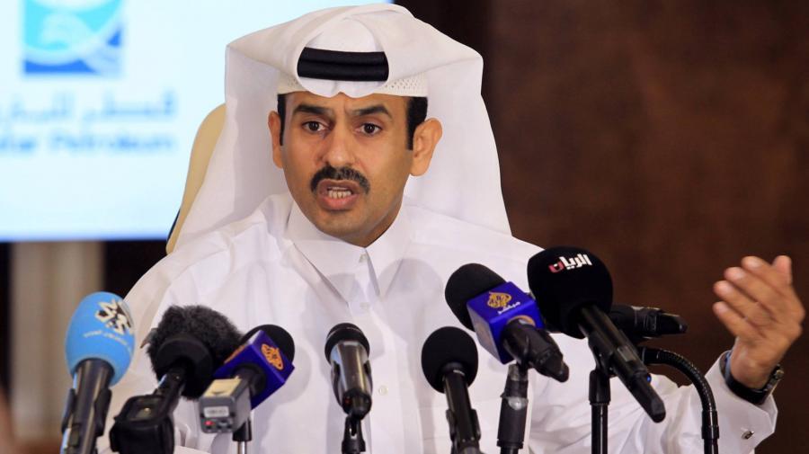 Portada  Qatar anuncia que va a aumentar su producción de gas en un 30%