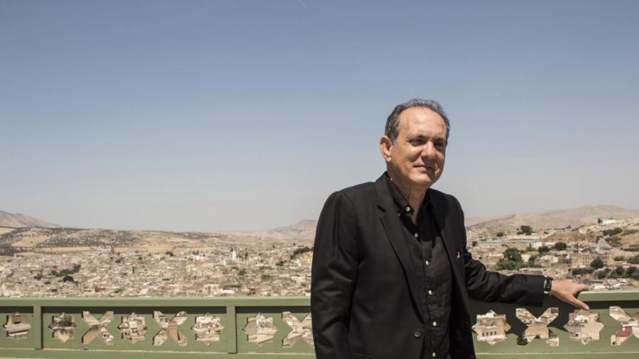 Portada  Abderrafia Zouiten La universidad más antigua del mundo está en Fez