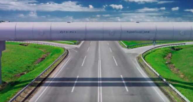 Portada  El proyecto de Hyperloop Madrid-Tánger se queda en la final mundial