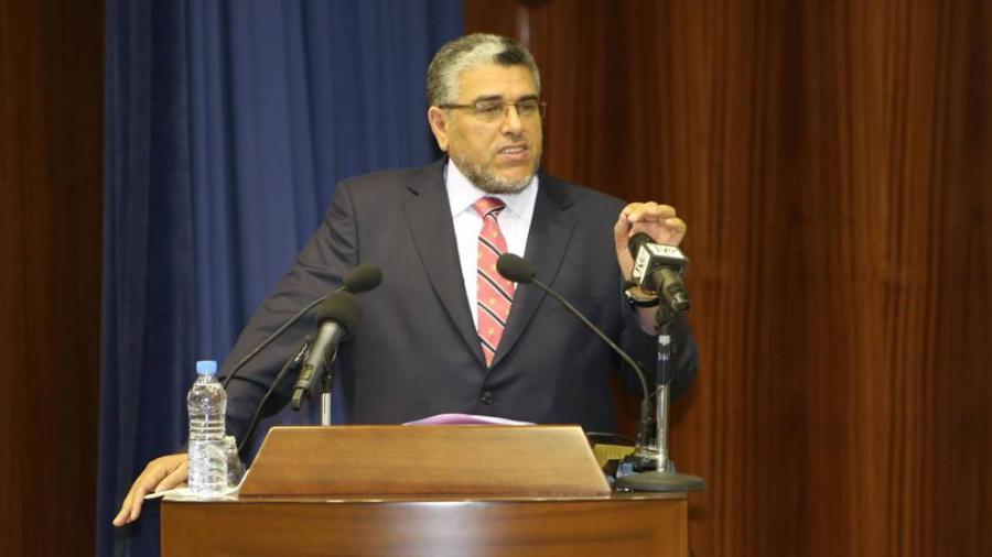 """Portada  El ministro marroquí de Derechos Humanos califica de """"asquerosidad"""" la homosexualidad"""