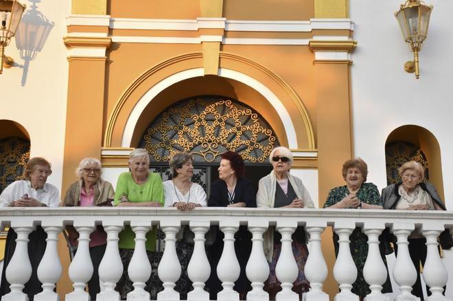 Portada  La residencia donde envejecen los hijos del Protectorado español