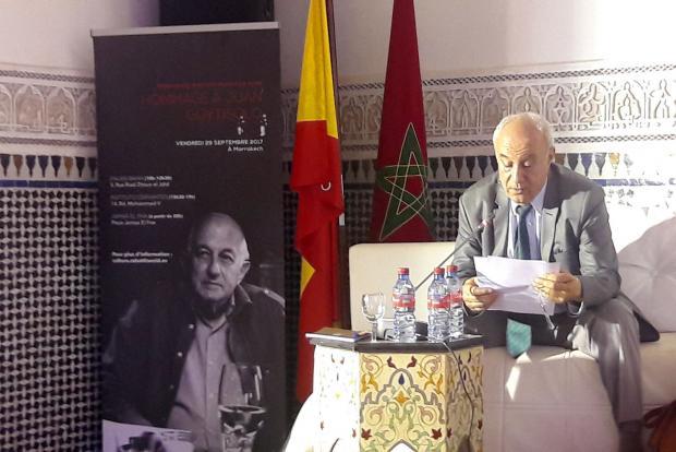 Cultura Cultura Goytisolo recibirá un segundo homenaje en Marruecos, esta vez en Tánger