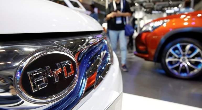 Portada  La china BYD producirá vehículos eléctricos en Tánger