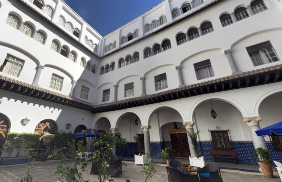 """Turismo Turismo El mítico hotel El Minzah de Tánger baja de 5 a 3 estrellas por """"serias carencias de higiene"""""""