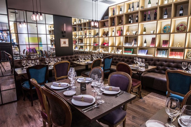 Portada  Restaurante Zinbar: el Marruecos más elegante