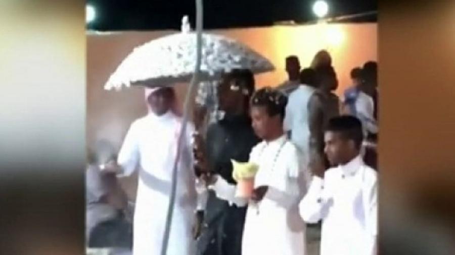 Portada  Una boda gay en Arabia Saudí acaba con todos los participantes entre rejas