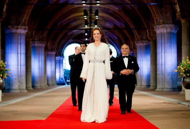 Portada  El incierto futuro de la 'reina' Salma tras su divorcio de Mohamed VI