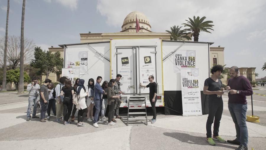 Portada  Marruecos despierta ante el acoso a las mujeres