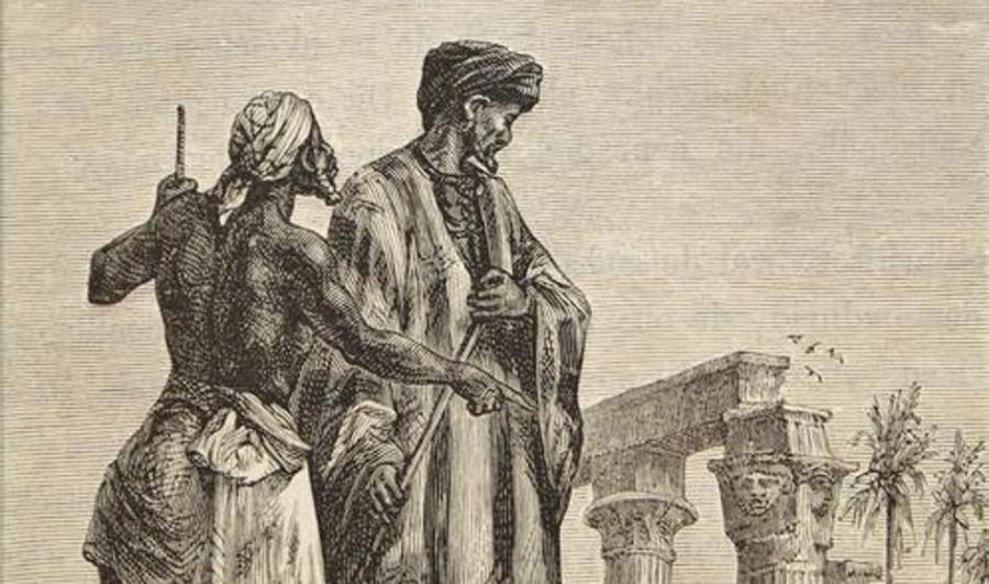 Portada  La tumba olvidada de Ibn Batutta, el mayor viajero de la historia