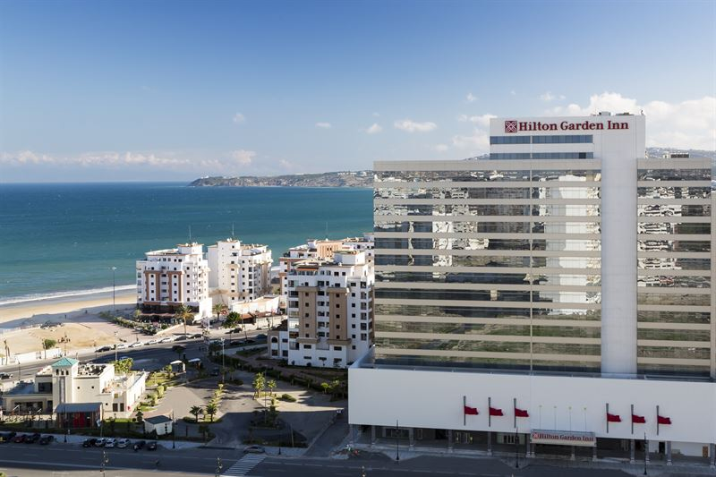 Portada  Hilton Garden Inn abre su primer hotel en Tánger