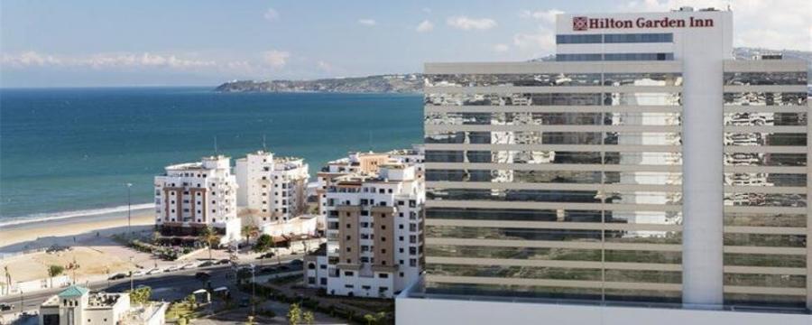 Turismo Turismo El empresario Manuel Jove inaugura un hotel de lujo en Tanger City Center