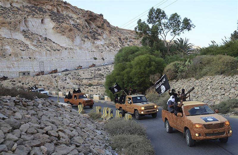 """Internacional Internacional El nuevo líder de Estado Islámico en Libia asegura que el grupo es """"más fuerte cada día"""""""