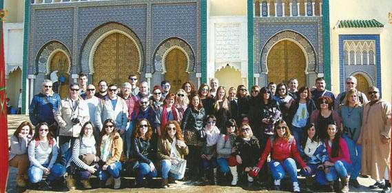 Turismo Turismo Luxotour organiza un fam trip a Marruecos