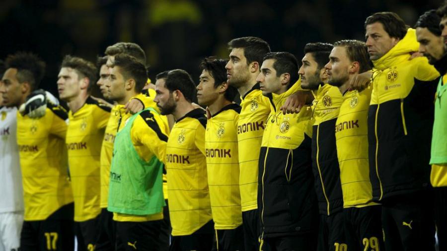 Deportes Deportes Muere un aficionado del Dortmund