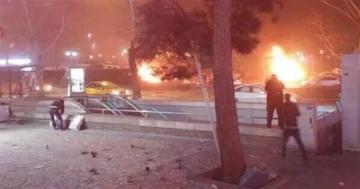 Portada  Las autoridades confirman a 27 muertos y 75 heridos en el atentado de Ankara