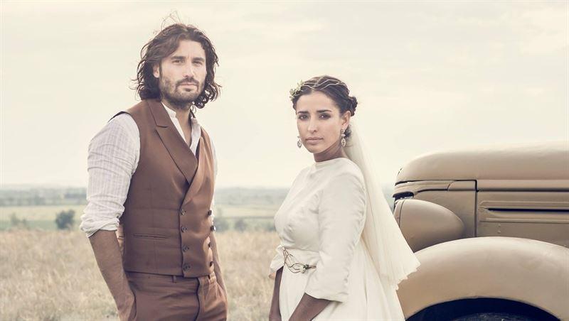 Cultura Cultura La novia, La piedra oscura, Vis a vis y El Ministerio del tiempo, triunfadores en los Premios de la Unión de Actores