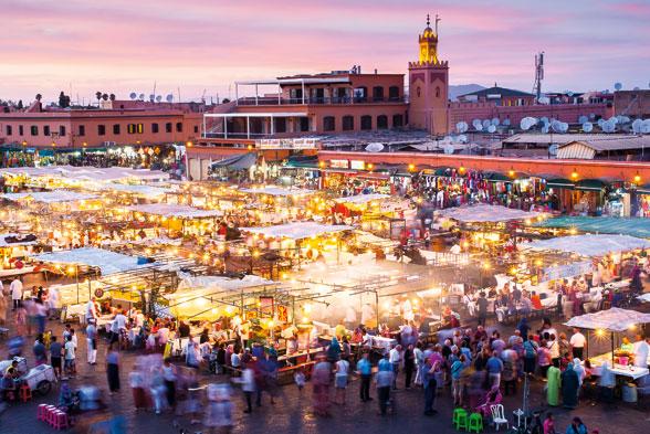 Turismo Turismo Marrakech La de siempre