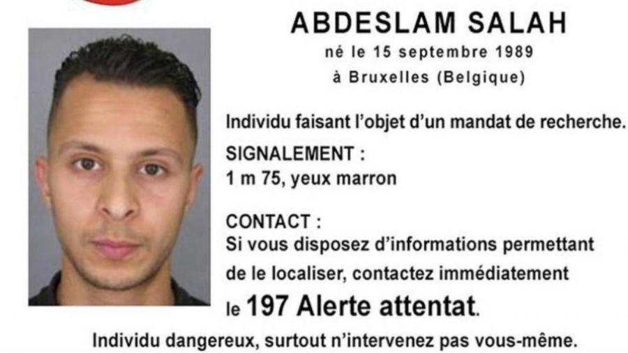 Portada  La policía belga detiene a Salah Abdeslam, presunto responsable del atentado de París
