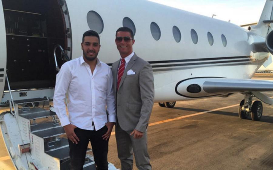 Deportes Deportes Cristiano Ronaldo se va de nuevo a Marrakech