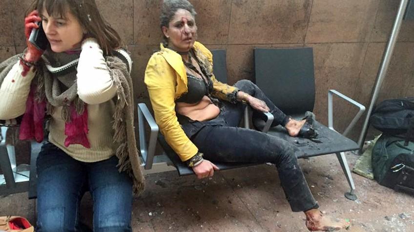 Internacional Internacional Atentado en Bruselas: 23 muertos en el aeropuerto y el metro