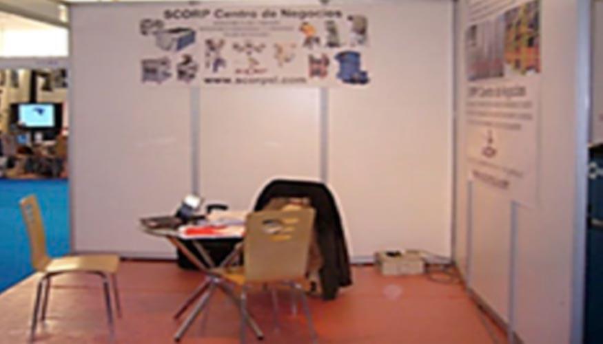 Portada  Scorp participa en el Salón de Subcontratación de Automoción de Tánger