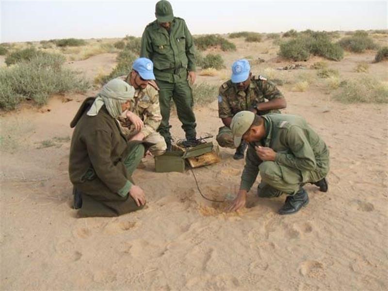 Portada  La ONU cierra la oficina militar de la MINURSO por órdenes de Marruecos
