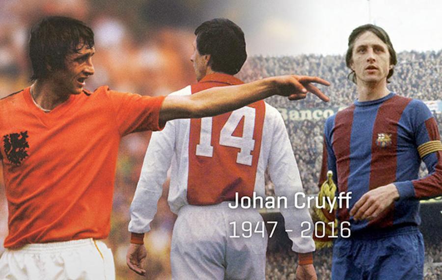 Deportes Deportes FC Barcelona: Muere Johan Cruyff