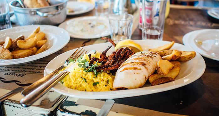 Restaurantes Restaurantes ¿Qué sucede con la comida que sobra en los restaurantes?