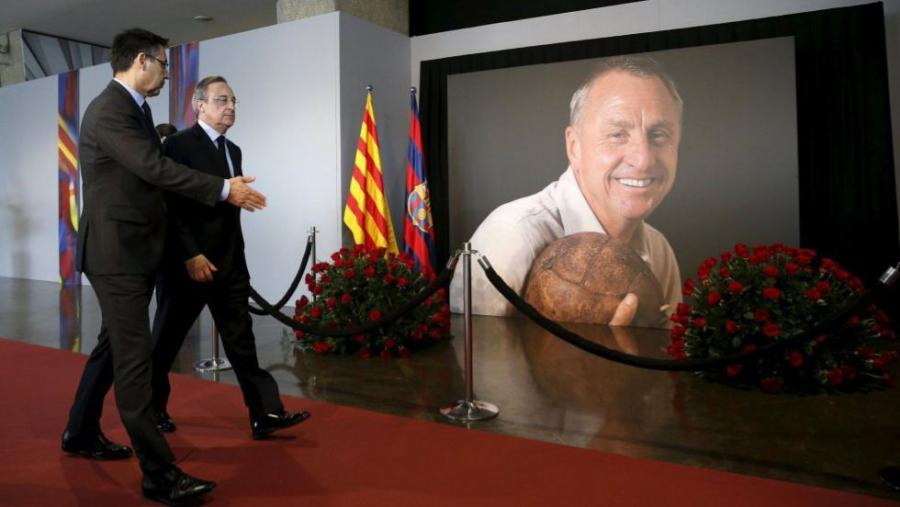 "Deportes Deportes Homenaje a Cruyff: ""Es imposible entender el Barcelona sin él"""
