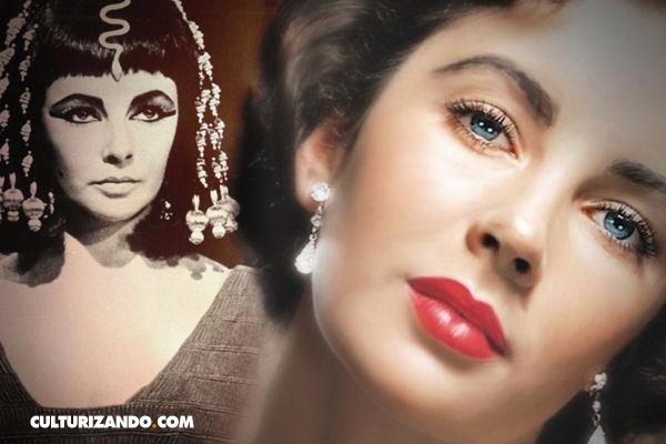 Cultura Cultura Lo que no sabías de la eterna Elizabeth Taylor