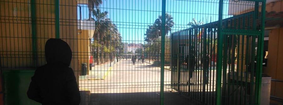 Portada  El CETI de Melilla acoge menos de 500 refugiados y migrantes por primera vez en años