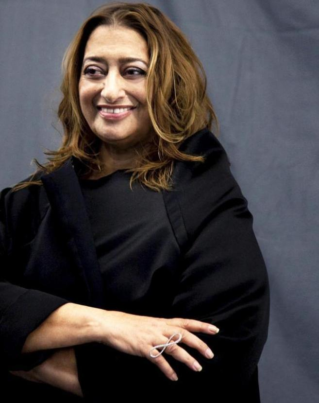 Portada  Muere Zaha Hadid, símbolo y excepción de la arquitectura contemporánea