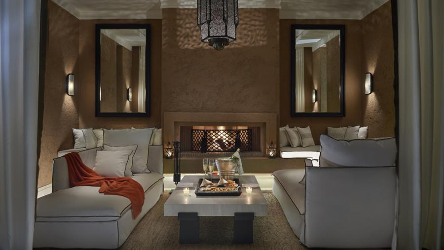 Turismo Turismo Así es el lujoso hotel de Marrakech donde se esconde Cristiano Ronaldo