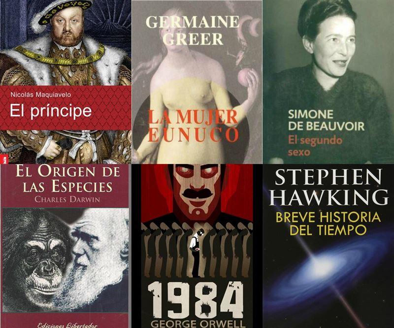 Cultura Cultura Los 20 libros que cambiaron el mundo