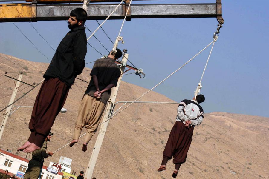 Internacional Internacional Irán encabeza la lista con mayor número de penas capitales en el 2015