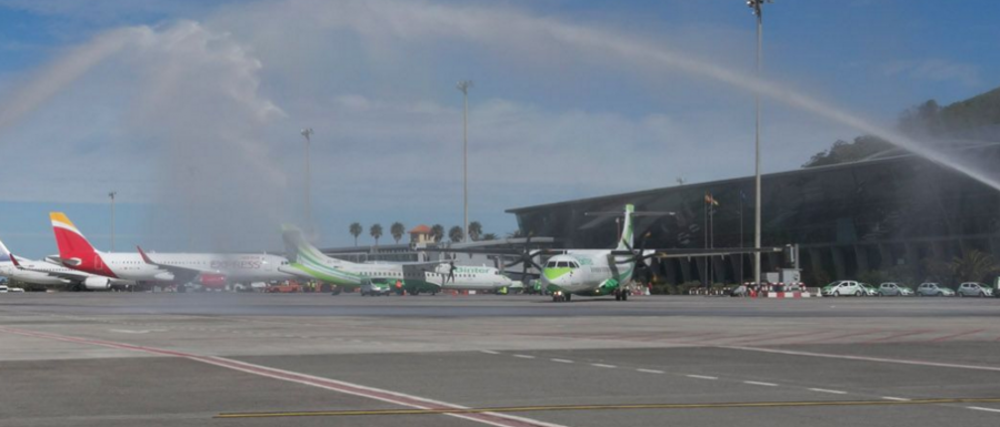 Turismo Turismo Binter oferta casi 4.500 plazas en la ruta Tenerife Norte-Agadir en verano